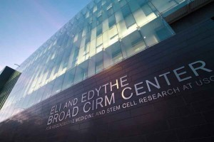 Eli and Edythe Broad Center for Regenerative Medicine and Stem Cell Research at USC