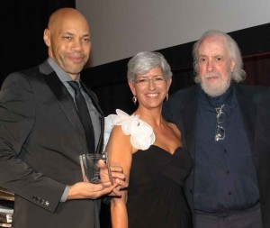 John Ridley, Catherine Quinlan and Robert Towne