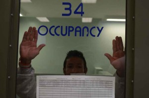 """34 occupancy"""