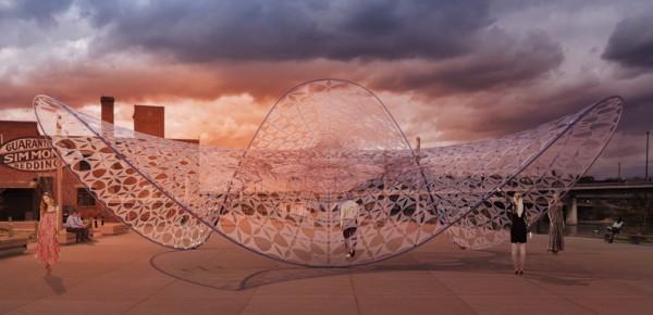 Beakerhead festival rendering