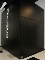 D-Wave processor box