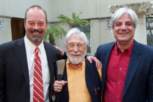 William Deverell, Gary Snyder, David Ulin