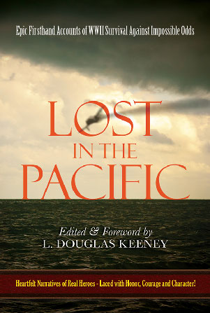 Lost in the Pacific book cover