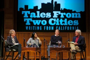 David Ulin and Tales From Two Cities panel