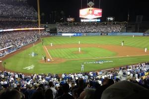 Dodger Stadium 2013