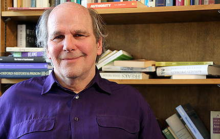 Gary Watson is an expert in moral theory and philosophy of law. (USC Photo/Matt Meindl)