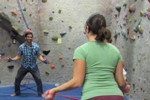 Rock climbing physical therapy