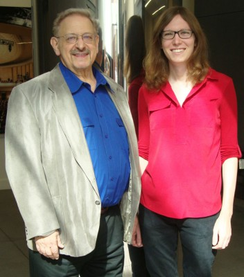 Irving Biederman and Sarah Herald