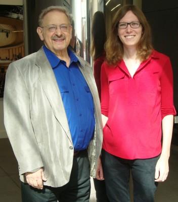 Irving Biederman and Sarah Herald