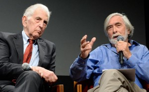 Daniel Ellsberg, Robert Scheer at whistleblowers panel