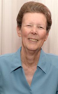 Associate professor Lucinda Baker