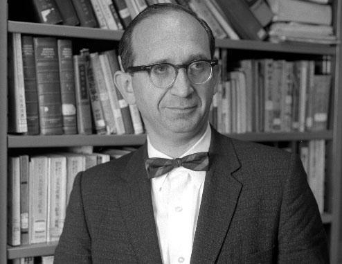 archival Peter Berton ('64)
