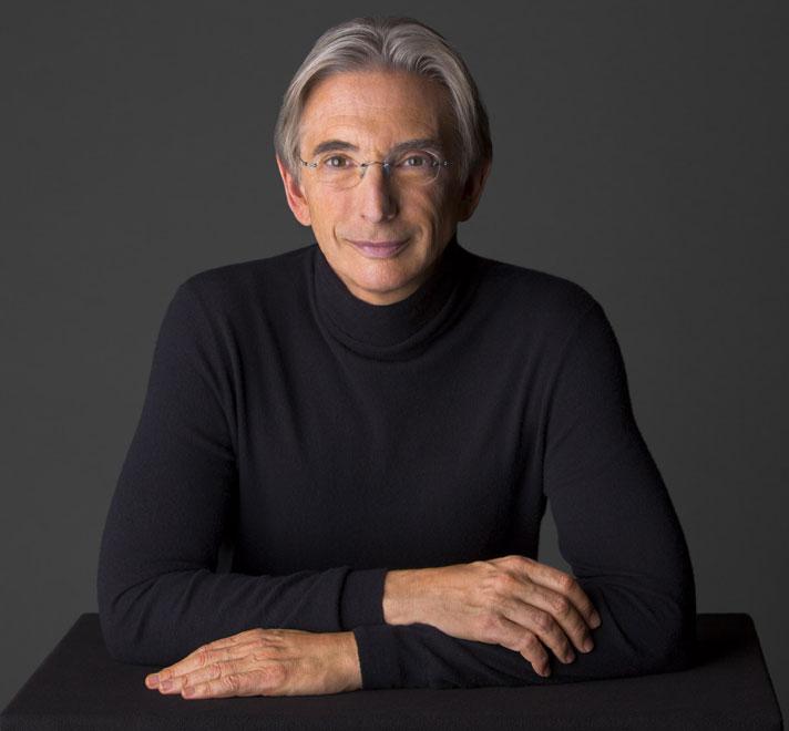 conductor Michael Tilson Thomas