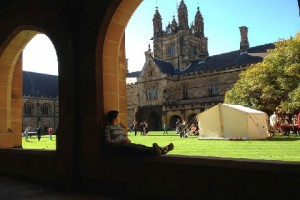 Quad at University of Sydney