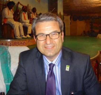 USC Price Professor Frank Zerunyan in Ethiopia