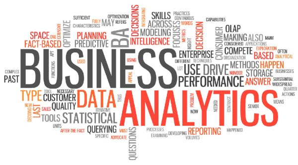 business analytics graphic