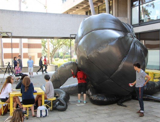 USC Roski art project