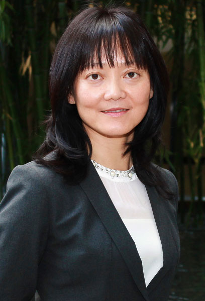 Professor Shinyi Wu