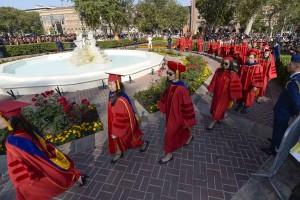 USC 2014 commencement