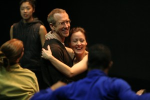 William Forsythe and Jodie Gates