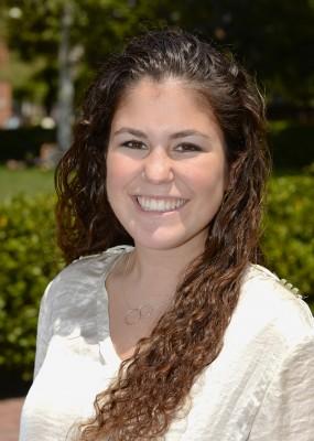 USC 2014 valedictorian Jana Shapiro