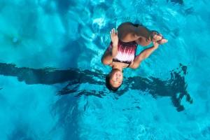 Haley Ishimatsu diver