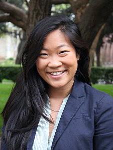 junior Linda Wang