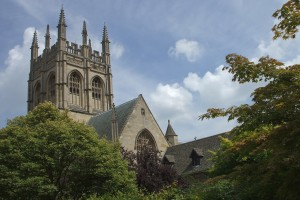 Students Oxford Trip 2014