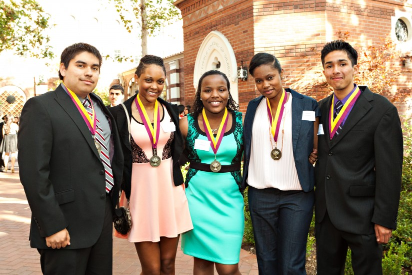 The 2014 NAI graduates