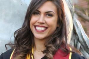 graduate Stephanie Aceves