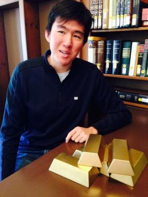 USC junior Brandon Chang