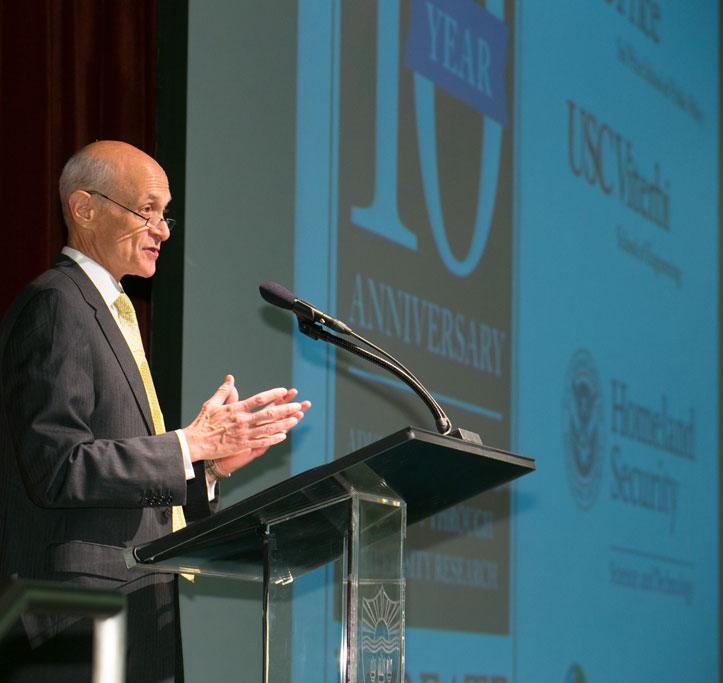 DHS Secretary Michael Chertoff