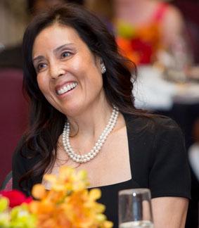 USC alumna Deena Lew