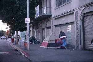homelessness in Los Angeles