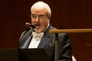 concertmaster Glenn Dicterow
