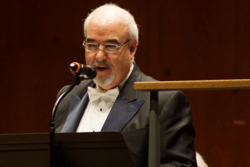 concertmaster Glenn Dicterow