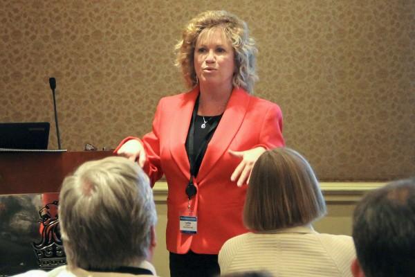 Cynthia Hutchins in Orlando