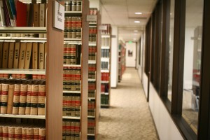 USC Gould School of Law interior