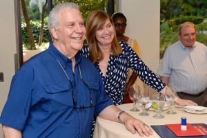 Larry Gross at Annenberg celebration