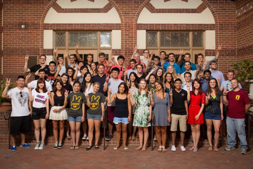 World Bachelor in Business first cohort