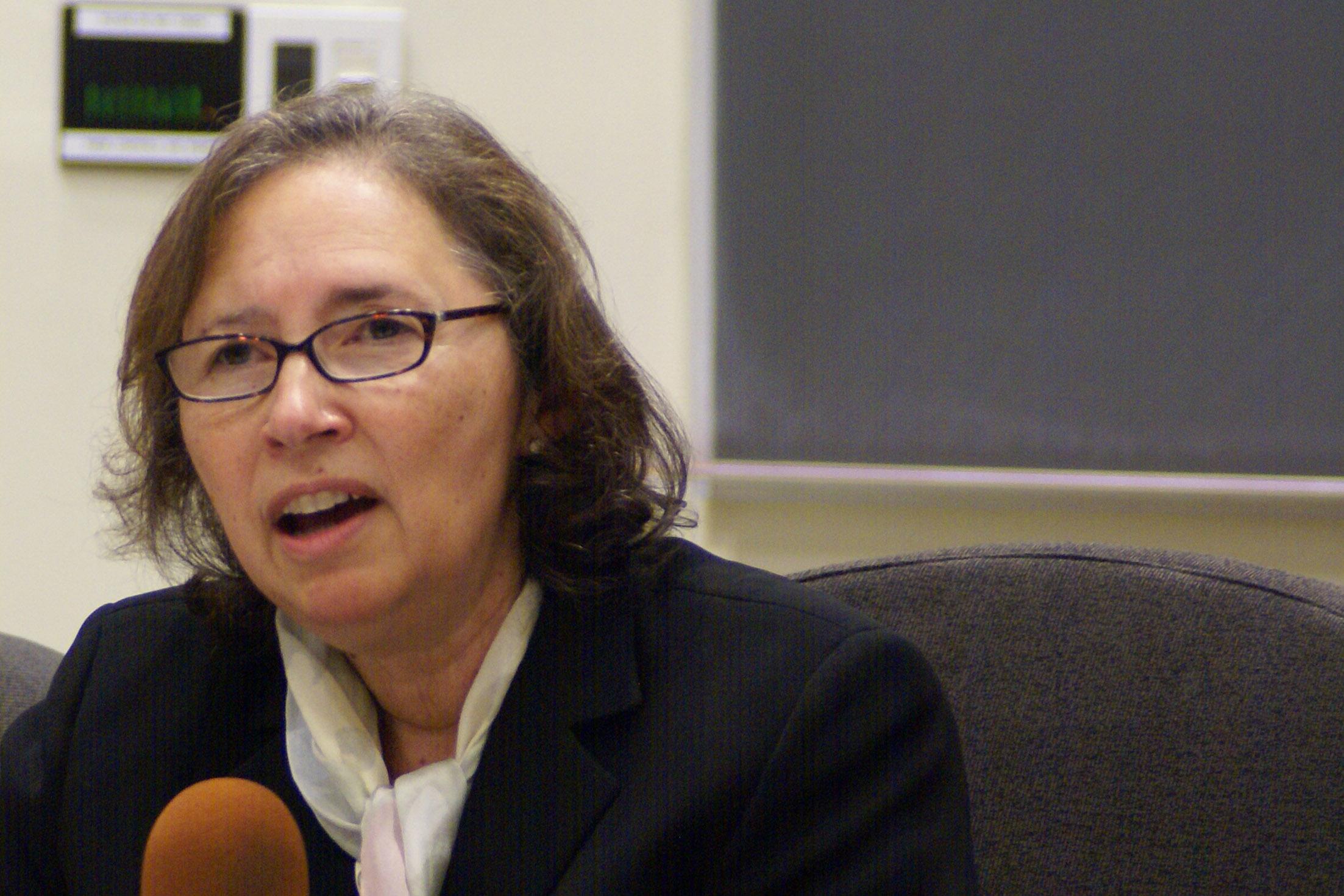 Hilda Blanco in 2012