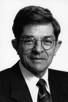 Dean Emeritus John A. Biles