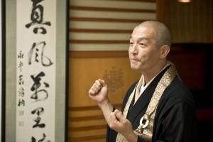 Buddhist priest Shūmyō Kojima