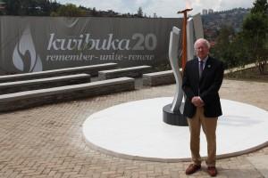 Donald Miller in Rwanda