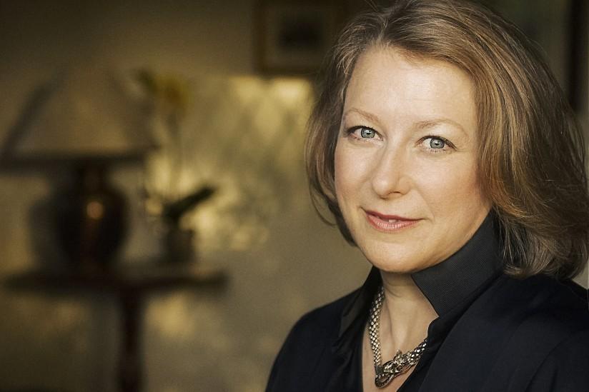 Historian Deborah Harkness