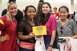 Welcome Week event
