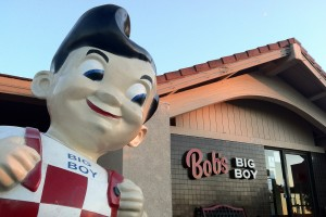 Bob's Big Boy restaurant