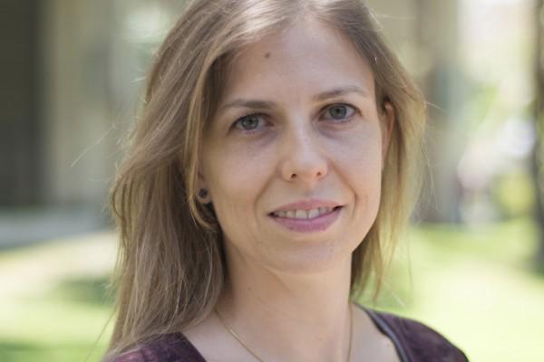 Historian Christelle Fischer-Bovet