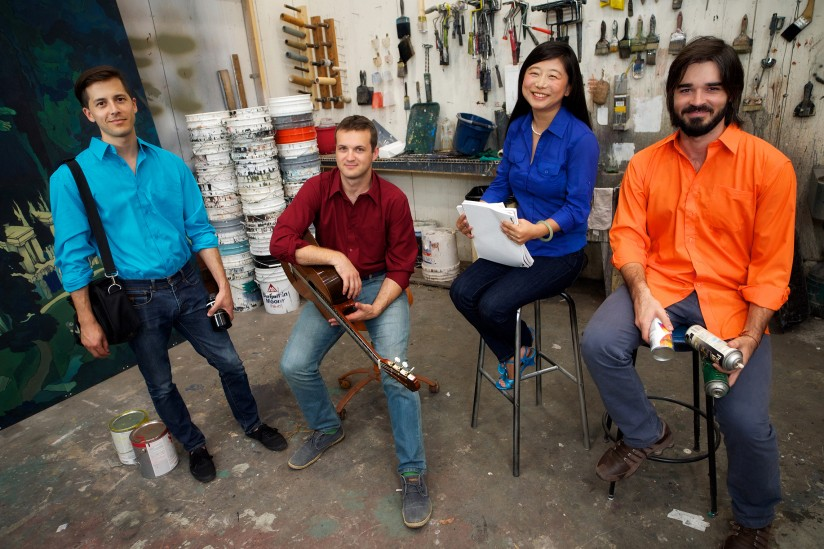 International musicians