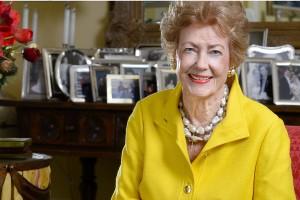 Kathleen McCarthy at home